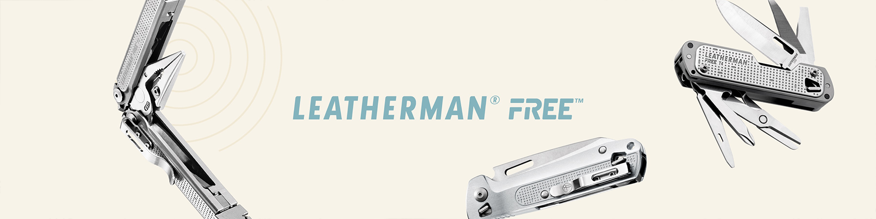 Leatherman Category image - Leatherman Free
